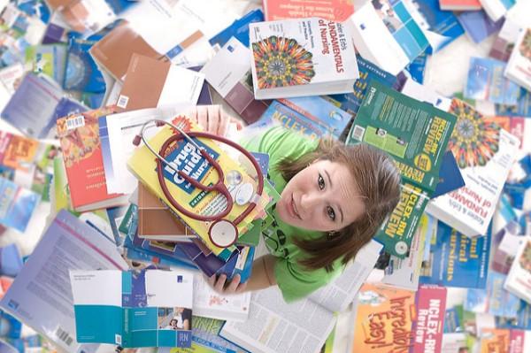 nursing books image